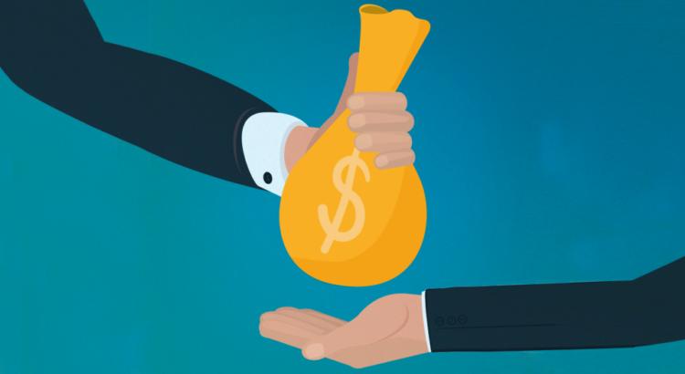 Diferença entre corrupção ativa e corrupção passivaQ