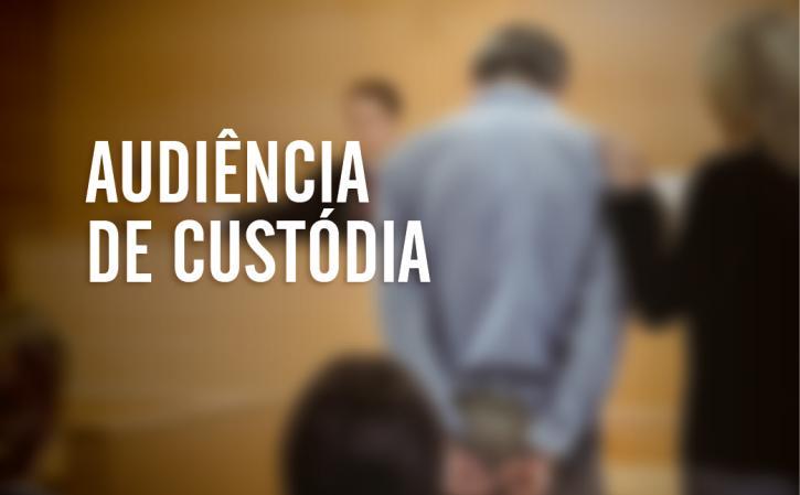 Audiência custódia