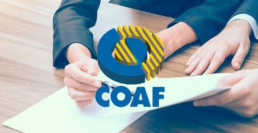 O que é COAF? Para que serve?