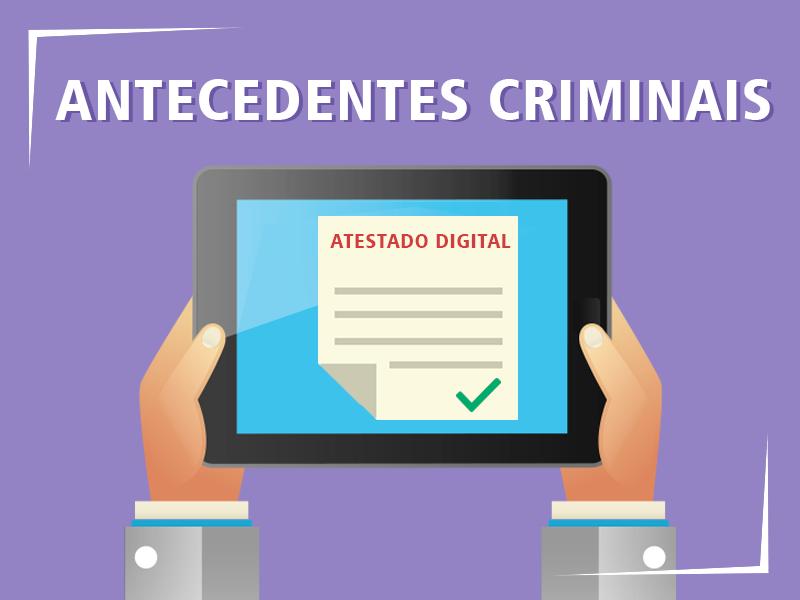 como emitir antecedentes criminais internet