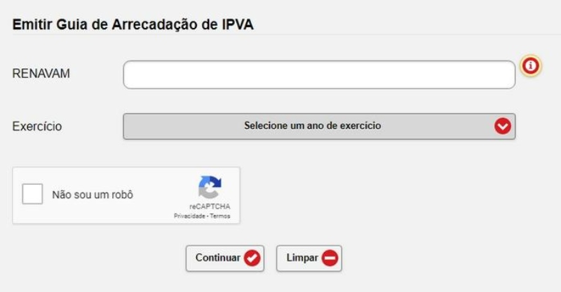 IPVA Detran MG 2021