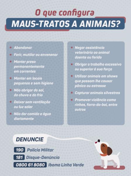 Lei de Maus tratos aos animais