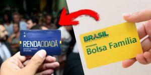 Renda cidadã Bolsa Família Renda Brasil