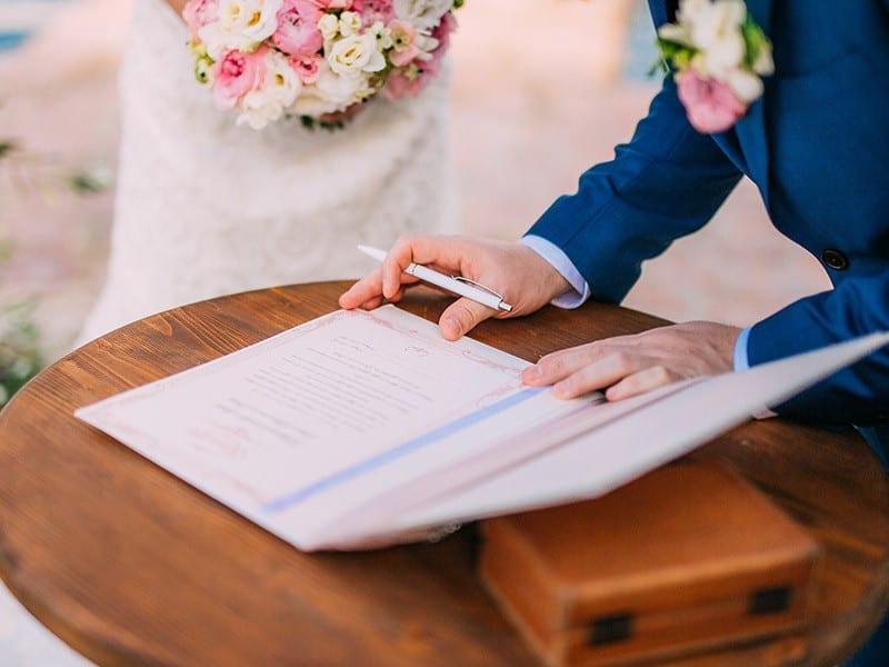 casamento civil