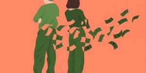 Dinheiro FGTS divórcio
