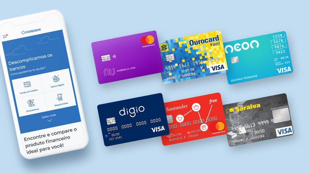 Cartão de crédito de aprovação automática: melhores opções para contratar online