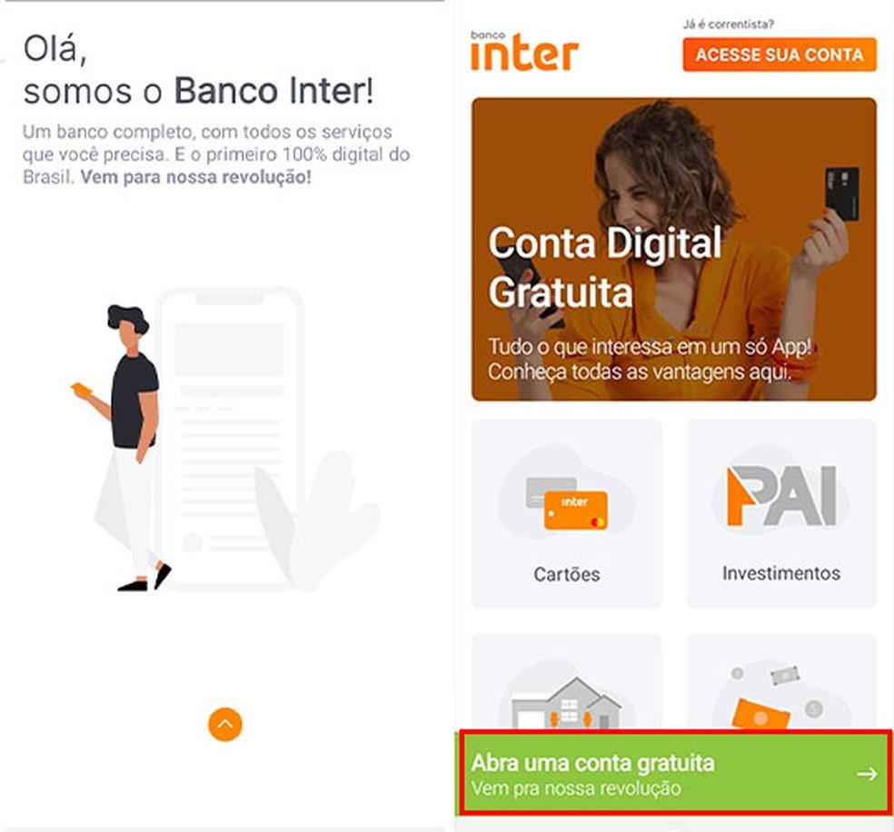 Abrir conta Banco Inter - Guia Completo para iniciantes