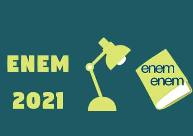 Enem 2021 - Guia Completo com Todas as Informações