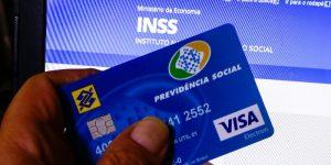 extrato INSS pagamento