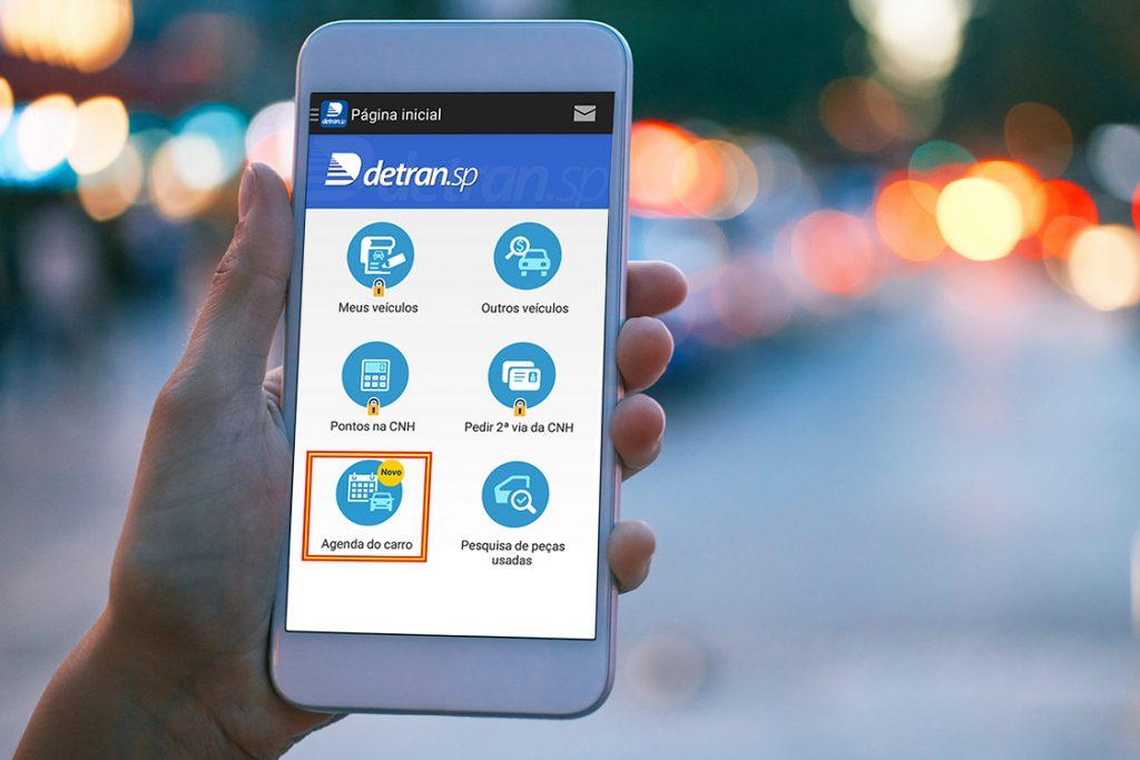 Detran SP 2021 App: Como Funciona?