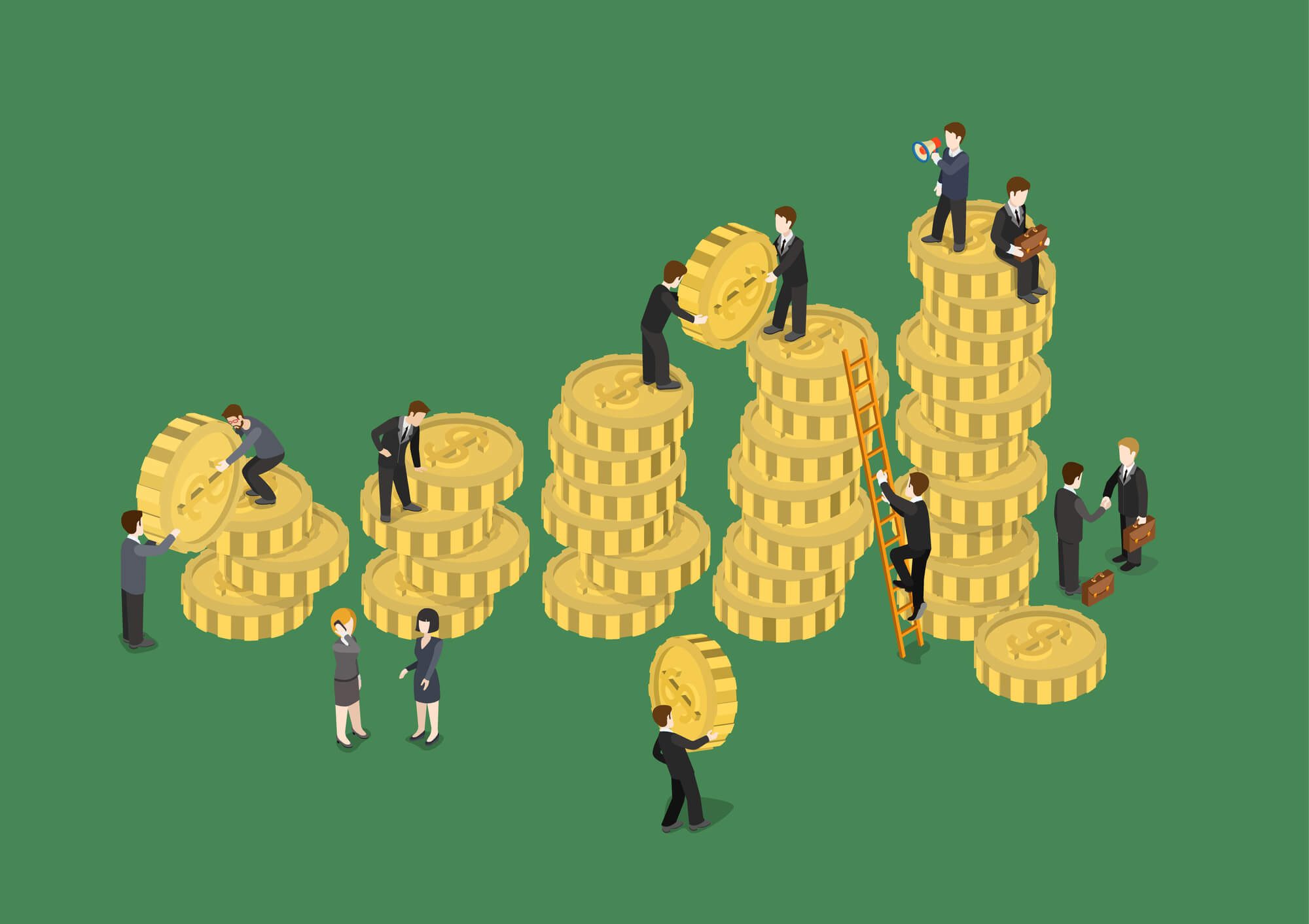 recolhimento moedas